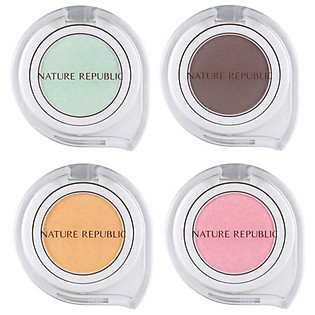 Phấn Mắt Nature Republic By Flower Eyeshadow