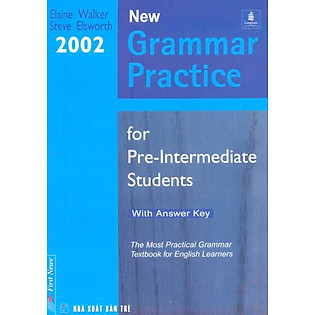 Grammar Practice Pre Intermediate