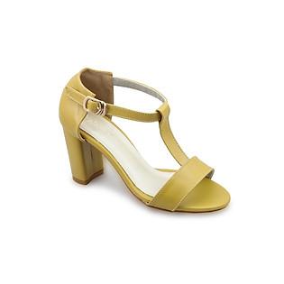 Giày Sandal Cao Gót G Alanti GS15-299-161-V - Vàng