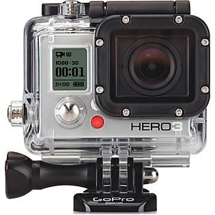 Action Camera GOPRO HERO 3 White (Chính Hãng)