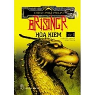 Eragon 3 (Brisingr) - Hỏa Kiếm (Tập 1)