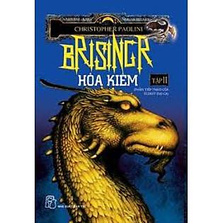 Eragon 3 (Brisingr) - Hỏa Kiếm (Tập 2) (Bản Mới)