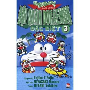 Đội Quân Doraemon Đặc Biệt (Tập 3)
