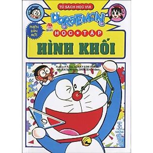 Doraemon Học Tập: Hình Khối (Tái Bản 2015)