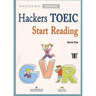 Hacker TOEIC Start Reading (Không CD)
