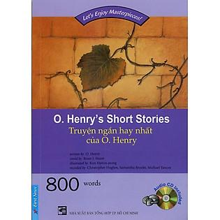 Happy Reader - Truyện Ngắn Hay Nhất Của O. Henry (Kèm 1 CD)