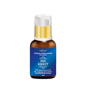 Tinh Dầu Tăng Khoái Cảm Sakura Essential Aroma Love Oil Water Solubility (30Ml)