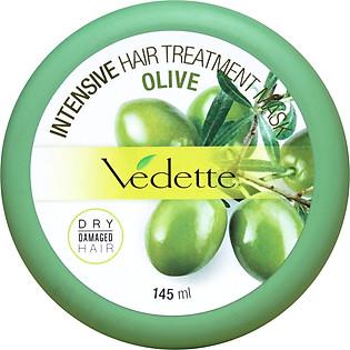 Mặt Nạ Ủ Tóc Vedette Olive 145ML