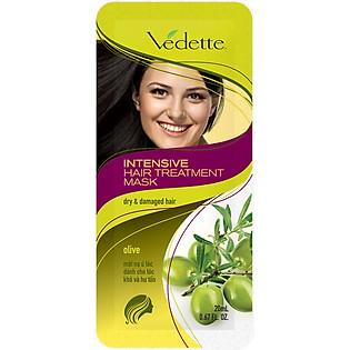 Mặt Nạ Ủ Tóc Vedette Olive 20ML