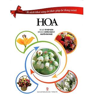 Tủ Sách Khai Sáng Tri Thức Giúp Bé Thông Minh - Hoa
