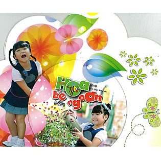 Bé Cẩm Vy - Hoa Bé Ngoan (DVD)