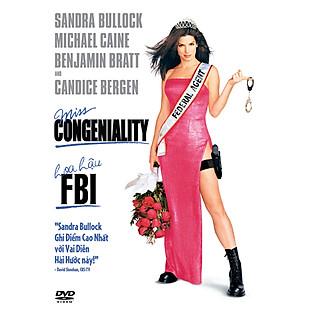 Hoa Hậu FBI - Miss Congeniality(DVD)