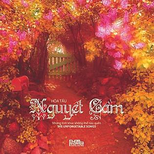 HOA TẤU NGUYỆT CẦM (CD)