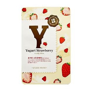 """""""Mặt Nạ Sữa Chua Nuôi Dưỡng Làn Da Etude House I Need You, Yogurt! (120G X 4)"""""""