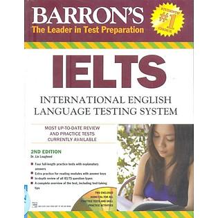 Barron's IELTS International English (2Nd Edition) - Không Kèm CD