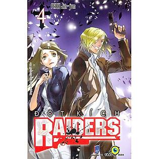 Raiders - Đột Kích (Tập 4)