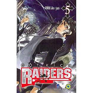 Raiders - Đột Kích (Tập 5)