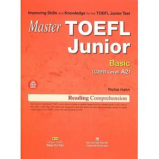 Master TOEFL Junior Basic A2 (Kèm CD)