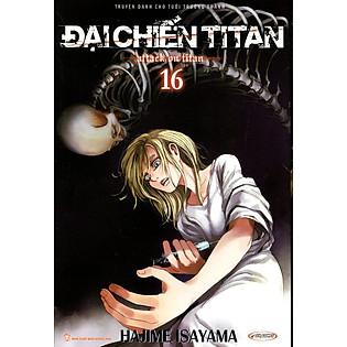 Đại Chiến Titan (Tập 16)