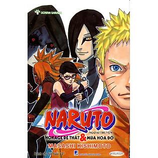 Naruto Ngoại Truyện - Hoakage Đệ Thất Và Mùa Hoa Đỏ