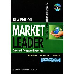 Market Leader Pre Intermediate (Không CD)