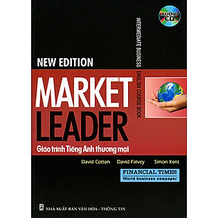 Market Leader Intermediate (Có CD)