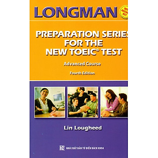 Longman Preparation Series For The New Toeic Test  Advanced Course (Kèm CD)