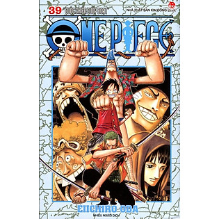One Piece - Tập 39