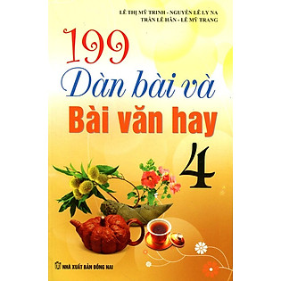 199 Dàn Bài Và Bài Văn Hay Lớp 4