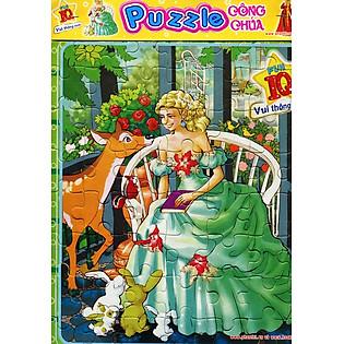 Puzzle - Công Chúa Áo Xanh