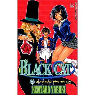 Black Cat (Tập 3)