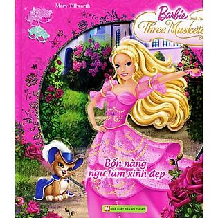 Barbie And The Secret Door - Bốn Nàng Ngự Lâm Xinh Đẹp