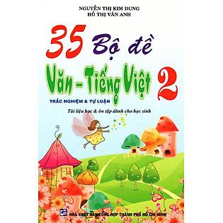 35 Bộ Đề Văn - Tiếng Việt Lớp 2