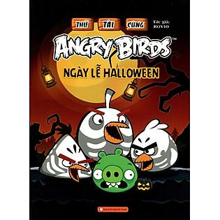 Thử Tài Cùng Angry Birds - Ngày Lễ Halloween