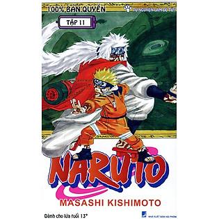 Naruto - Tập 11 (Tái Bản 2015)