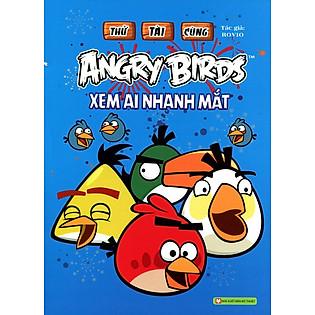 Thử Tài Cùng Angry Birds - Xem Ai Nhanh Mắt