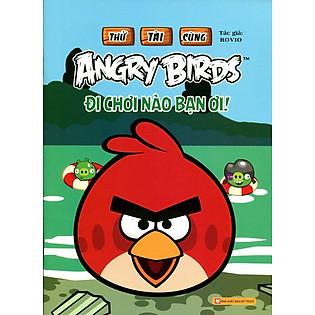 Thử Tài Cùng Angry Birds - Đi Chơi Nào Bạn Ơi!