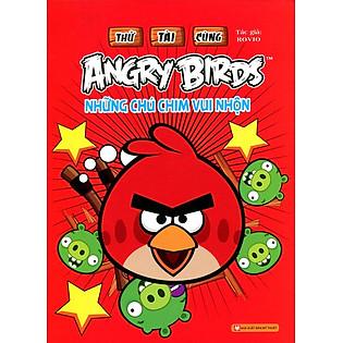Thử Tài Cùng Angry Birds - Những Chú Chim Vui Nhộn
