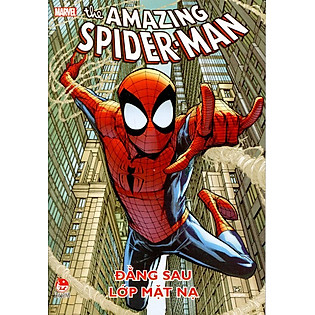 The Amazing Spiderman - Đằng Sau Lớp Mặt Nạ
