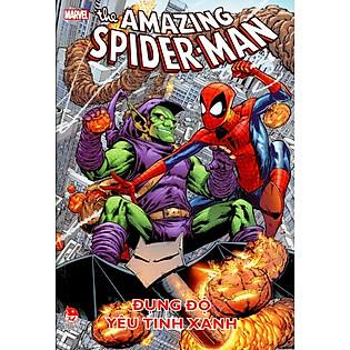 The Amazing Spiderman - Đụng Độ Yêu Tinh Xanh