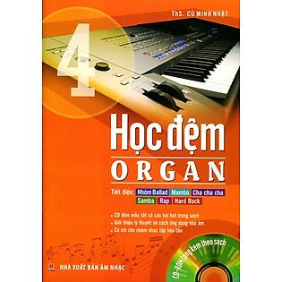 Học Đệm Organ (Tập 4)