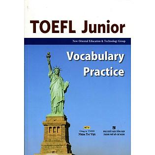 TOEFL Junior Vocabulary Practice (Không CD)