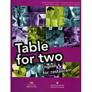 Table For Two - English For Restaurant (Kèm CD)