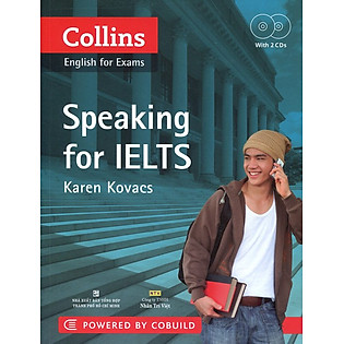 Speaking For IELTS (Kèm CD)
