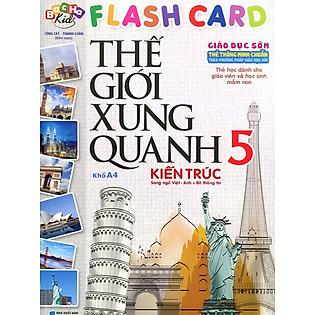 Flashcard Thế Giới Xung Quanh 5 - Kiến Trúc