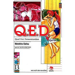 Q.E.D (Tập 13)