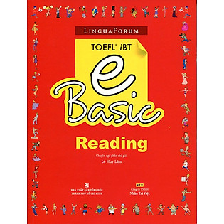 TOEFL Ibt E Basic Reading