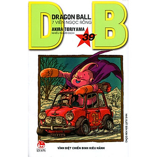 Dragon Ball - Tập 39