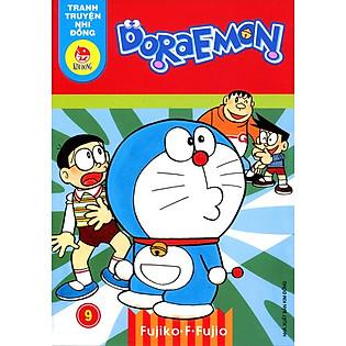 Truyện Tranh Nhi Đồng - Doraemon (Tập 9)