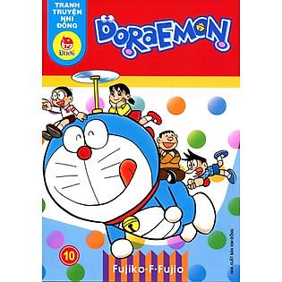 Truyện Tranh Nhi Đồng - Doraemon (Tập 10)